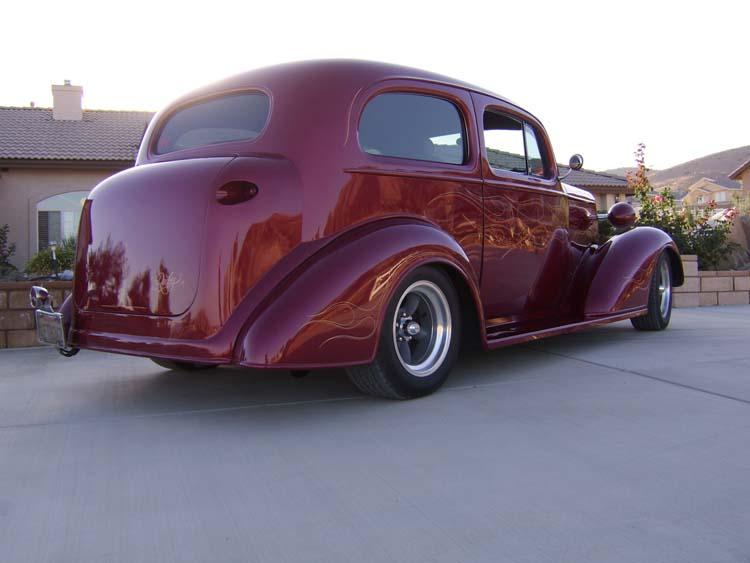 1936 Chevy Master Sedan