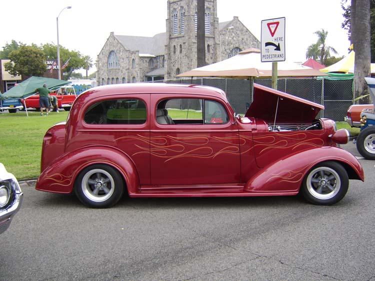 Jim Ellis Chevrolet >> 1936 Chevy Master Sedan