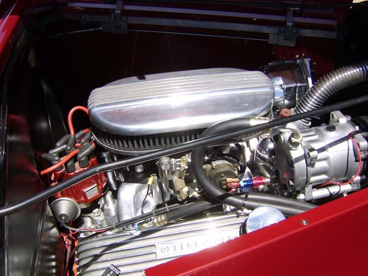 1936 Chevy Master Sedan |
